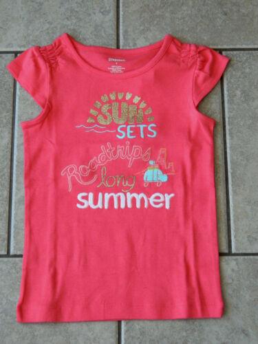 5,6,7,10 yrs,roadtrips Shirt Gymboree,Desert Dreams,NWT,short sleeve top,sz