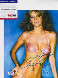 Cheryl-Tiegs-Sexy-Supermodel-Signed-Autograph-8x10-Photo-PSA-DNA-COA-4