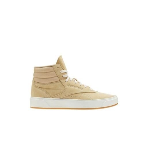 Reebok Classics Freestyle Hi Nova Mid-Sahara//Chalk//Gum Women/'s Shoes CN3852