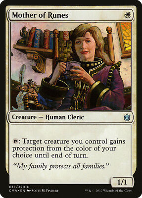Mother of Runes Eternal Masters NM White Rare MAGIC GATHERING CARD ABUGames