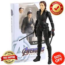 S.H.Figuarts Marvel Avengers 4 Endgame BLACK WIDOW Figure Bandai shf SALE