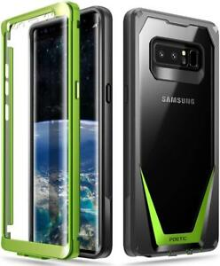 outlet store 3f741 f8dc7 Details about Case For Galaxy Note 8 / Note 9 / S10 Poetic【Guardian】360  Degree Protection