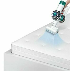 Dyson V6 Mattress Aspirateur sans Sac Anti Acariens - Blanc