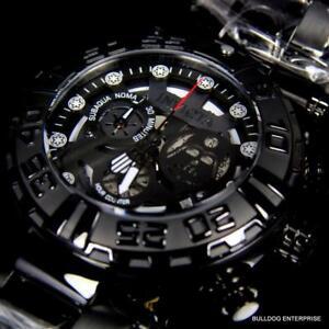 Invicta Star Wars Darth Vader Subaqua Noma I Ltd Swiss Movt 47mm Steel Watch New