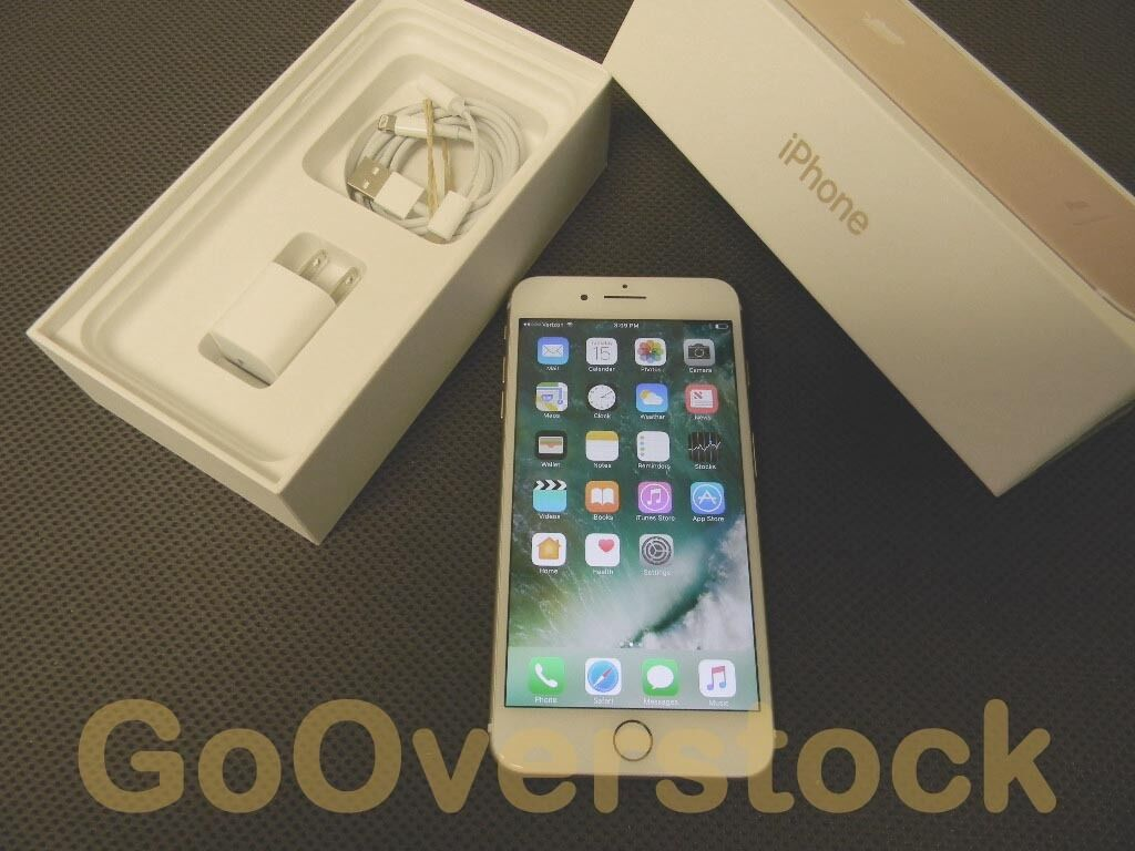 Apple iPhone 7 (Latest Model) – 32GB – Gold (Verizon) Smartphone