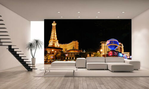 Paris Hotel and Casino Wall Mural Photo Wallpaper GIANT DECOR Paper Poster