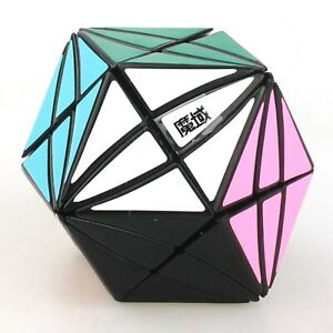 YJ-MoYu-Evil-Eye-I-Dodecahedron-Magic-Cube-Twist-Puzzle-Black