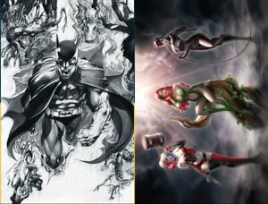 Detective-Comic-1000-Batman-Variant-Set-lim-je-222-Exem-Freie-Nummernwahl