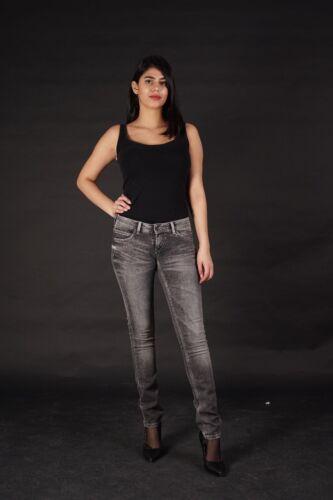 PEPE JEANS Ariel Damen Stretch Hose Slim Fit Knack-Po Alle Farben und Größen NEU