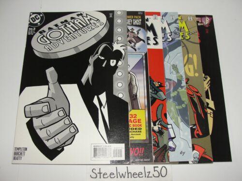 Batman Gotham Adventures #2-7 Comic Lot DC 1998 3 4 5 6 Batgirl Nightwing Robin