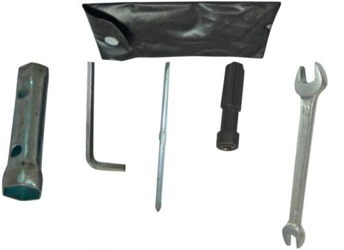 Handwerkzeug Bordwerkzeug Baumarkt Motor Roller 50ccm 4Takt Werkzeug