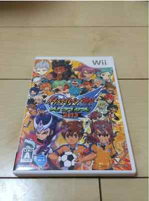 F S Nintendo Wii Inazuma Eleven Go Strikers 2013 Soccer Used Game Japan Import Ebay