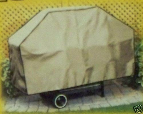 "Extra Large Beige PVC Grill Cover 68/"" G300-4464  New"