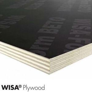 Wisa Form Mdo Plywood Shuttering Formwork Plywood Wisaform