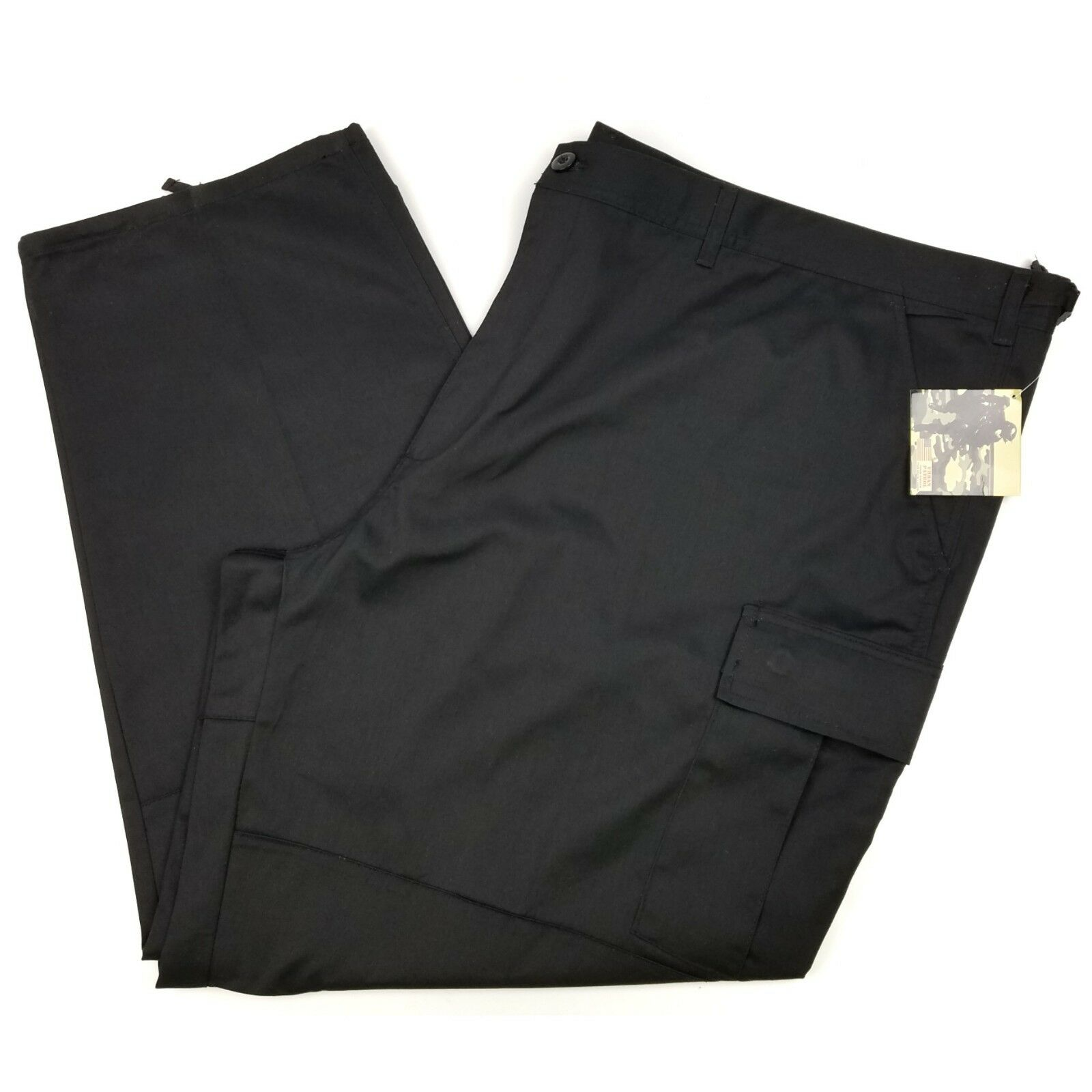 Urban Patrol Military Cargo Pants size-5XL (55-59) Mens Paintball Airsoft