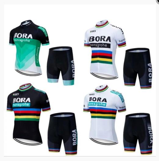 Sport Bora Herren Kurzarm Radtrikot Rennrad Set Radtrikot Tragerhose Skinny Trikot Hose Sets Escxtra Com
