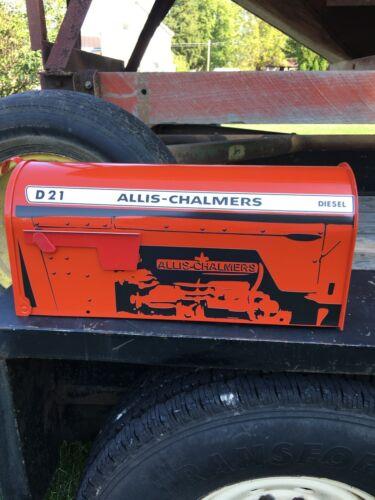Allis Chalmers D-21 Mailbox