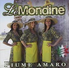 Le Mondine - Fiume Amaro [New CD] Italy - Import