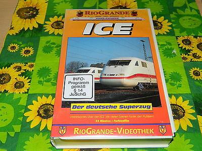 Eisenbahnfilm - ICE - Der deutsche Superzug