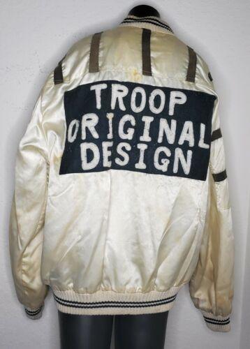 Vintage rare Troop Hip Hop Original design jacket