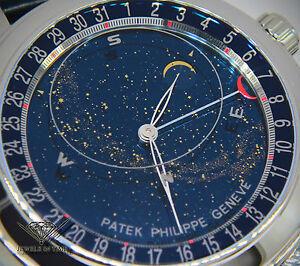 0958838093f Image is loading Patek-Philippe-6102P-Sky-Moon-Celestial-Platinum-Grand-
