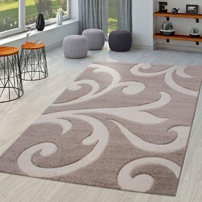 New Modern Rug Clic Oriental Pattern