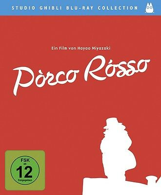 Blu-ray * Porco Rosso (Studio Ghibli Blu-ray Collection) * NEU OVP
