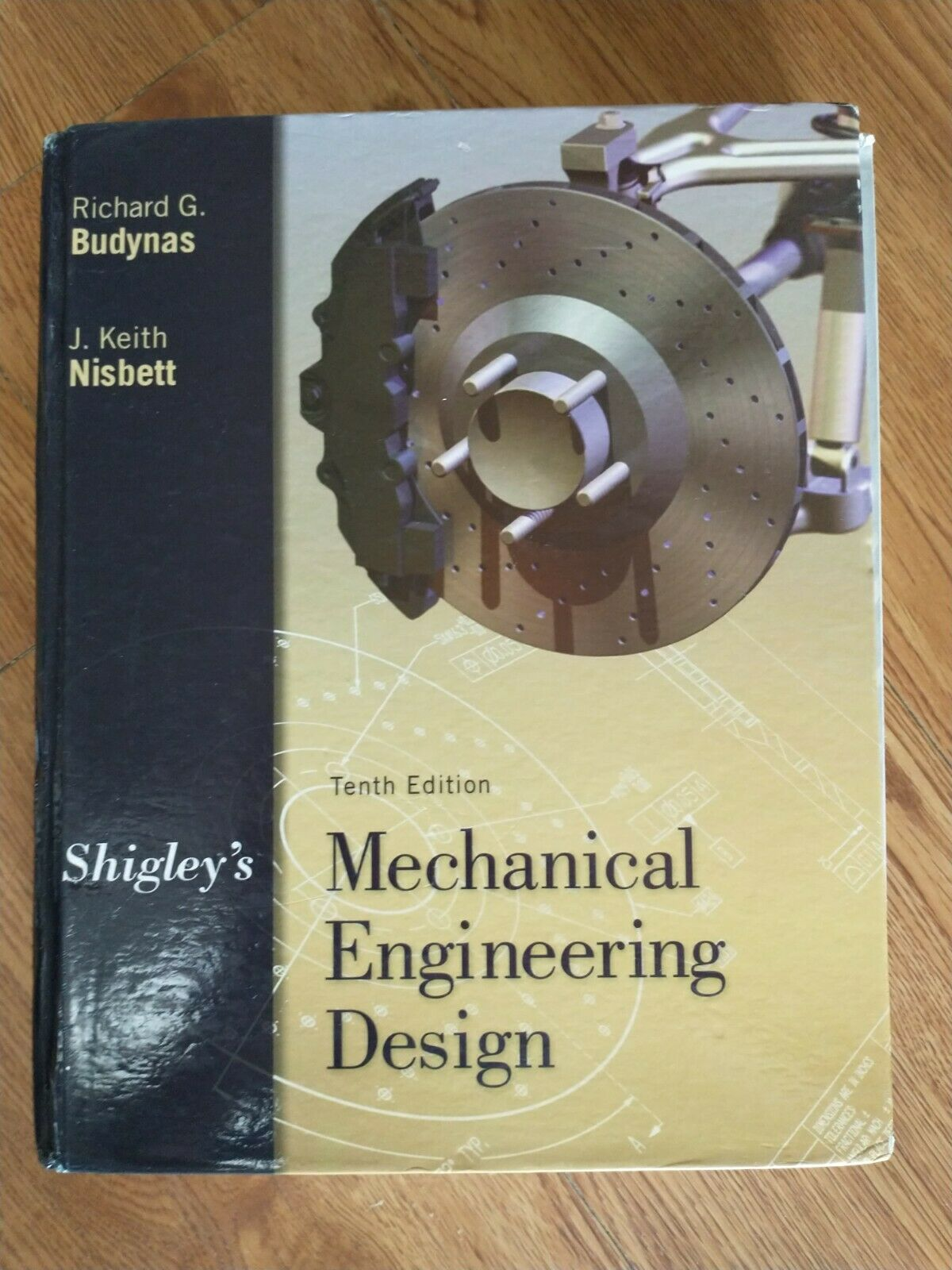 Shigley S Mechanical Engineering Design By Keith J Nisbett And Richard G Budynas 2014 Hardcover For Sale Online Ebay