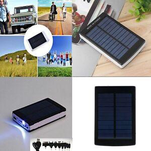 universal 100000mah tragbar solar ladeger t batterie dual. Black Bedroom Furniture Sets. Home Design Ideas