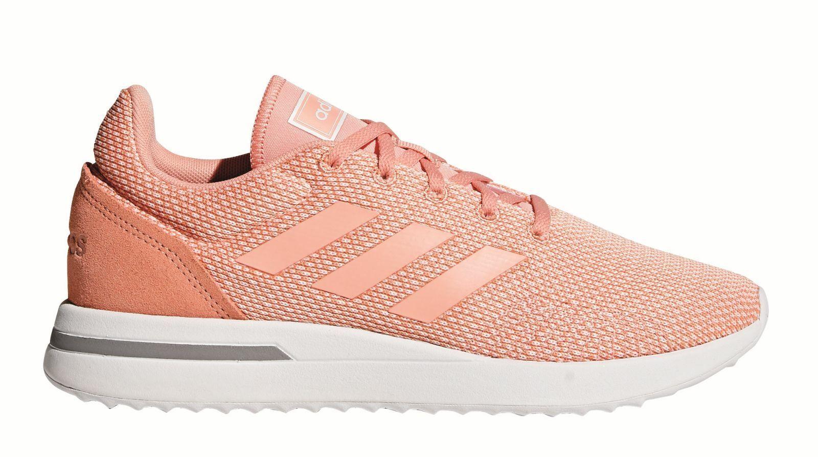 ADIDAS Core Donna Tempo Libero scarpe da da da ginnastica Scarpa rosa run70s | Negozio famoso  | Maschio/Ragazze Scarpa  d34bde