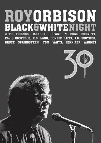 Roy Orbison - Roy Orbison and Friends: Black & White Night [New CD] With Blu-Ray