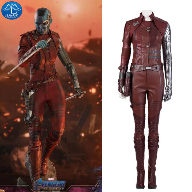 Endgame Nebula Cosplay Costume mp004326 - Best Profession