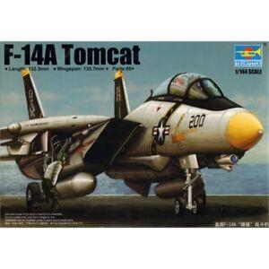 1-144-Trumpeter-Grumman-F14a-Tomcat-1144-Model-Kit