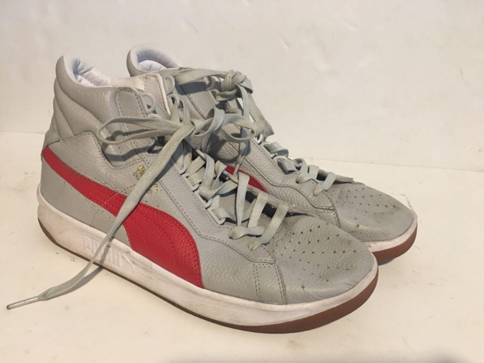 on sale 755c1 06a5e Puma Hombre zapatillas retro de cuero cuero cuero tamaño desafío 357882-08 Wild  Casual Shoes
