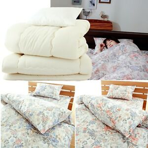 wholesale dealer c38c2 a8d30 Details about Comforter set Single size, 3piece Futon set with covers