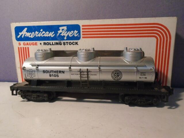 TANK CAR DOME SILVER for American Flyer S Gauge Single Dome Tank Car Trains