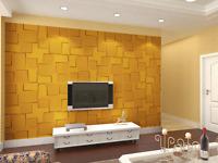 3d Wall Panels Living Room Bedroom Feature Wall Paper Board - Brick 3m Sq 0004