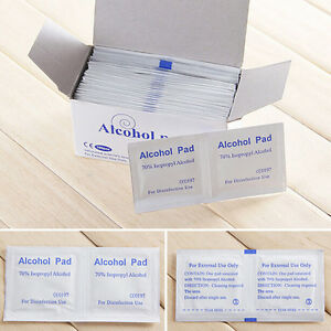 100Pcs-Disposable-Alcohol-Pads-Alcohol-Wipes-Sterilization-First-Aid-Fa-KW