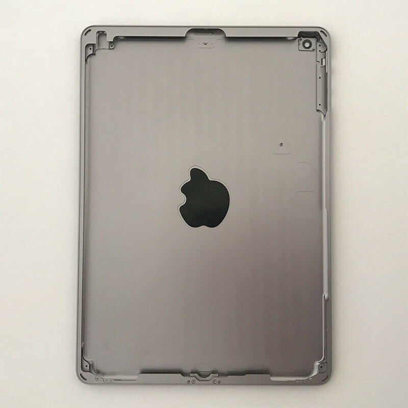 For iPad air 1 1st Gen WiFi Model A1474 Wi-Fi Rear Housing Back Cover Space Gray