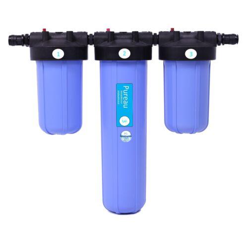 Pureau 3 H   saltless addolcitore d'acqua e sistema di filtraggio. (3-4 BAGNO CASA)