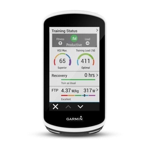 Cykelcomputer, Garmin Edge 1030 Bundle, GPS