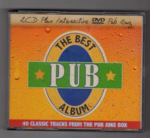 (HY203) The Best Pub Album, 40 tracks - 2006 CD + DVD set