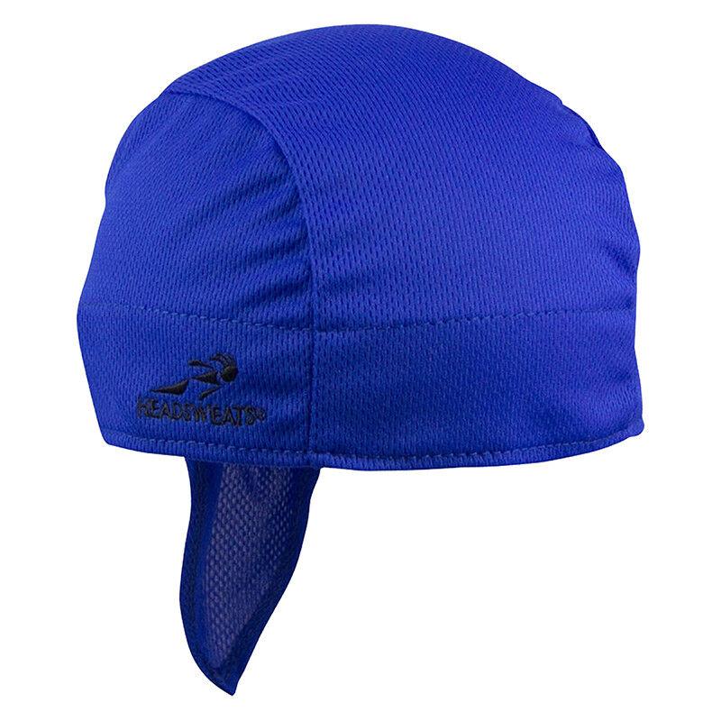 Headsweats Kurzes Coolmax Kleidung Kopftuch Kopftuch Kleidung H/S Shorty Coolmax Royal Bl 14 192649