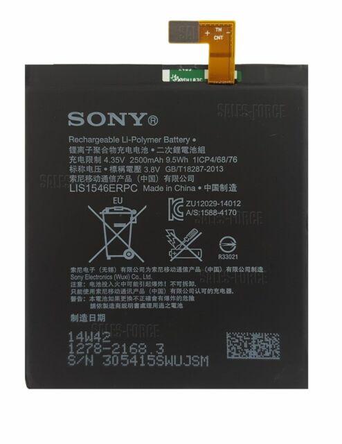 Original Sony  Akku LIS1546ERPC  Sony Xperia C3 S55T D2502 T3 D5103 D5106