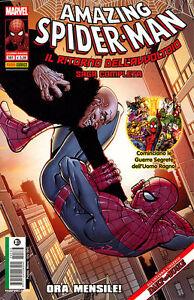 Amazing-Spider-Man-N-583-L-039-Uomo-Ragno-583-Panini-Comics-ITA-NUOVO-NSF3