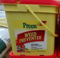 Preen Garden Weed Preventer. 18.75 Lbs. Covers 3000 Sq Ft.