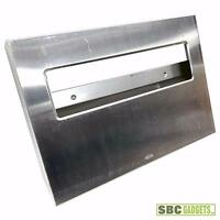 Bobrick Stainless Steel Surface-mounted Seat-cover Dispenser (model: B-221)