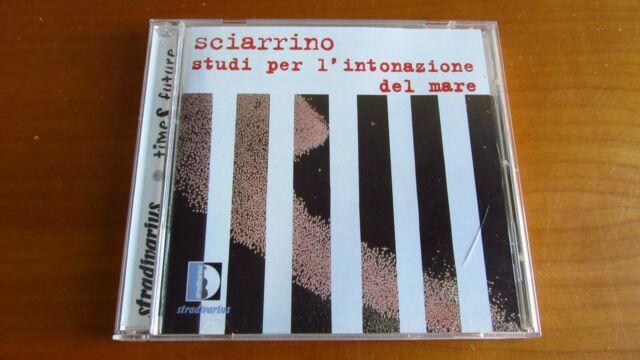 Salvatore sciarrino – Studi per l 'intonazione del Mare CD * str 33583