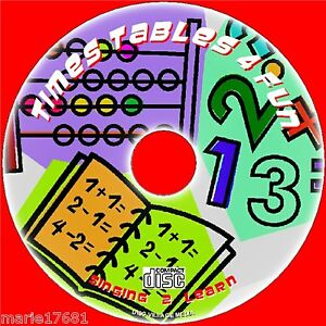 Teach kids times tables fun learn sing 2x 12x for 12x table song