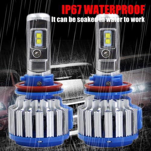 Turbo LED H4 H7 High Low Beam 35W 8000LM Headlight H1 H11 9005 HB3 9006 HB4 H13